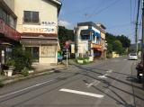⑨ 東福寺を右折